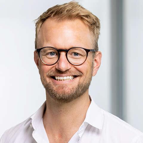 Portrait Dr. Stefan Schultheis