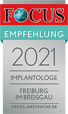 FOCUS Empfehlung 2019: Implantologie in Freiburg im Breisgau: Q-Zahnärzte