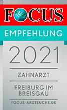 FOCUS Empfehlung 2021: Implantologie in Freiburg im Breisgau: Q-Zahnärzte